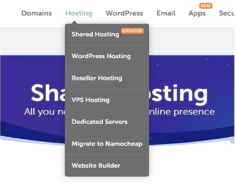 silect-hosting-type