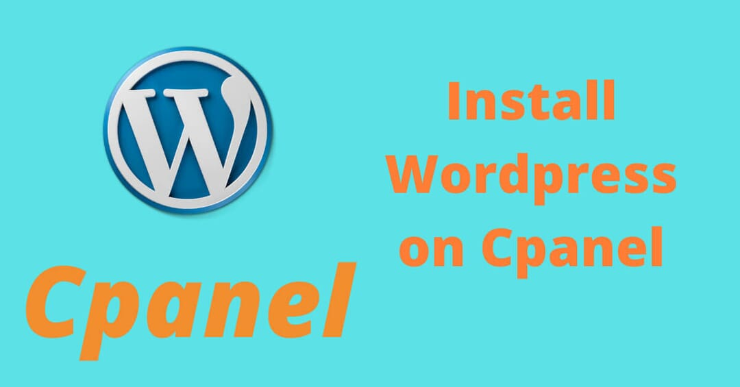 How to install WordPress in CPanel? WordPress 2020